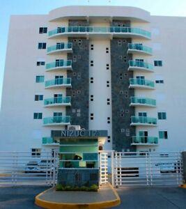Departamento en venta condominio La Cuspide Cancun - NIZU704
