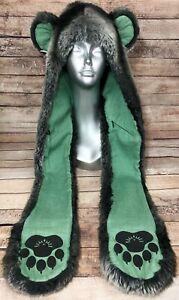 Authentic SpiritHoods Original Koala 2011-2012 Faux Fur Spirit Hood Hat