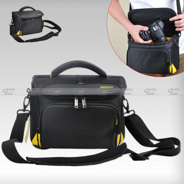 Large Size Camera Case Bag for Nikon SLR D800 D3200 D5200 D7000 D3100 D3000