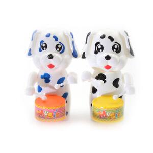 Kid-Funny-Dog-Drumming-Clockwork-Toy-Baby-Cartoon-Wind-Up-Animal-Toy-Gift-brW0HW