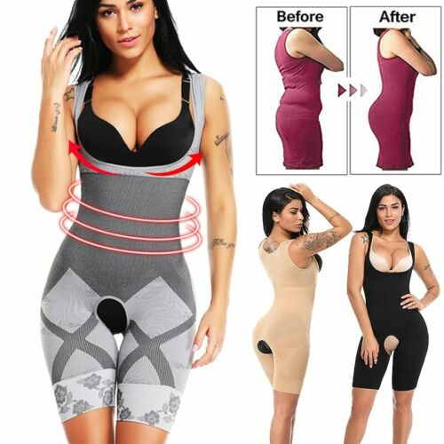 Women Shaping Full Body Shaper EveryDay Tummy Control Push Up Slimming Underwear