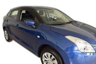 Deflettori D/'aria Antiturbo per Renault Captur 5 porte 2013-2018 2pz Heko