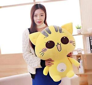 23 Plush Smile Cat Giant Large Stuffed Soft Toy Doll Pillow Kid