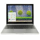 "Google Chromebook Pixel 12.85"" (64GB, Intel Core i7, 2.4 GHz, 16GB) Laptop Gray"