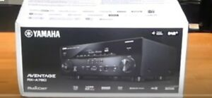 New Yamaha AVENTAGE RX-A780 7 2-Channel Network A/V Receiver