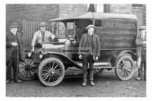 Image Is Loading Pt5298 Huddersfield Joe Andrew Tripe Dresser Van Yorkshire