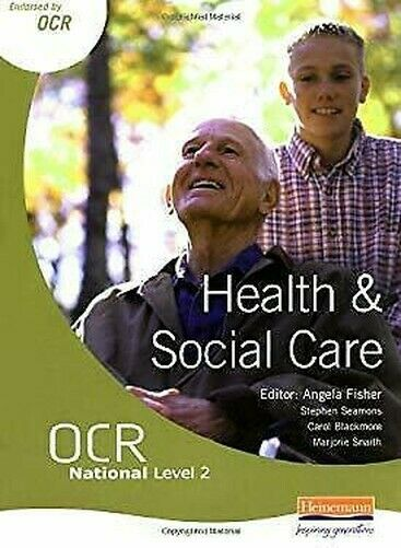 Gesundheit und Social Care von Blackmore, Carol