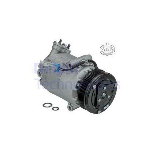 Klimaanlage NISSENS 89196 Kompressor