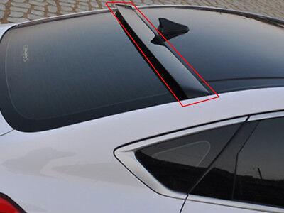Fits: HYUNDAI 2015-2019 LF Sonata New Rise Roof Rear Window Glass Wing Spoiler