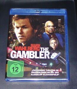 The Gambler con Mark scelta Montagna Blu Ray SPEDIZIONE VELOCE NUOVO & OVP