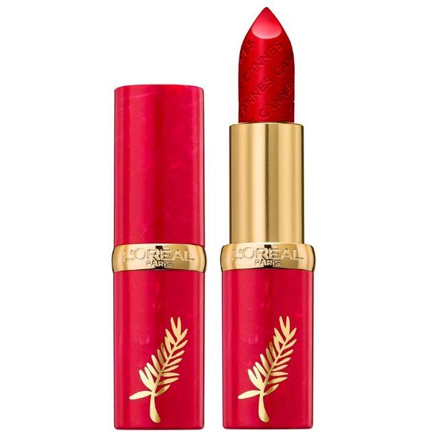 a26a3e28e L Oréal Paris Colour Riche Lipstick Red Carpet Number 357 Cannes ...
