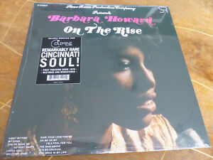 Barbara-Howard-On-The-Rise-LP-Vinyl-Neu-amp-OVP-Colemine
