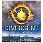 Divergent: Divergent 1 by Veronica Roth (2013, CD, Unabridged)
