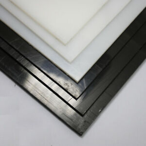 20mm Thick In Various Lengths Grey PVC Flat Engineering Plastic Sheet 1.5mm