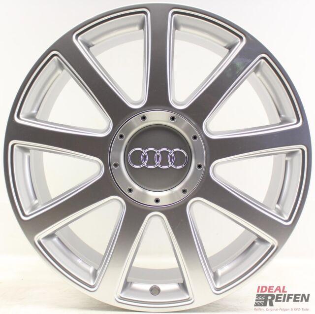 1 Original Audi Q7 4L 21 Pulgadas Llanta de Aluminio 9x21 ET60 4L0601025R