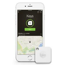 Tile Mate 1 Pack Tracker - White - RT-05001-NA Bluetooth Wireless Key FOB