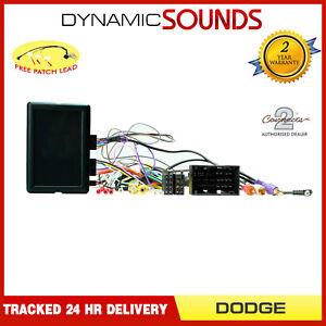 CTUDG01-Adaptateur-Info-Controle-Volant-Interface-Adaptateur-pour-Dodge-RAM