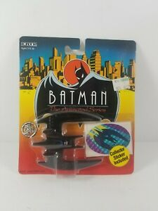 New-1993-The-Batplane-Figure-Batman-The-Animated-Series-Die-Cast-Metal-Vehicle