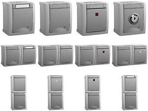 steckdose schalter wechselschalter serienschalter. Black Bedroom Furniture Sets. Home Design Ideas