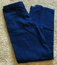 Waist Tabs~NWT Boys 14 Husky~Navy Blue Uniform Pant~Cat /& Jack~Adj