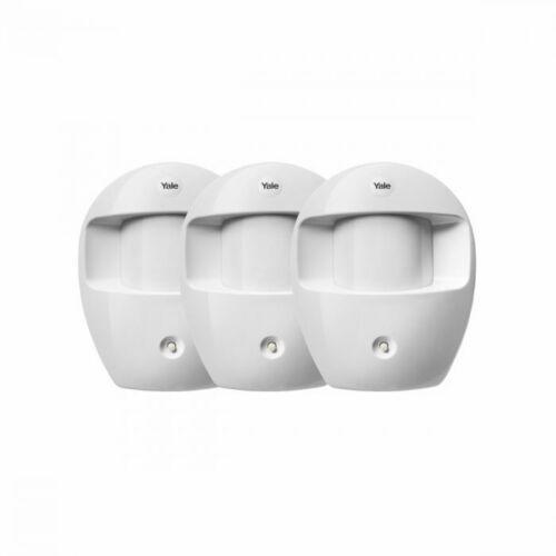 Yale Easy Fit PIR Motion Detector BRAND NEW EF /& SR Range BOXED 3 pack