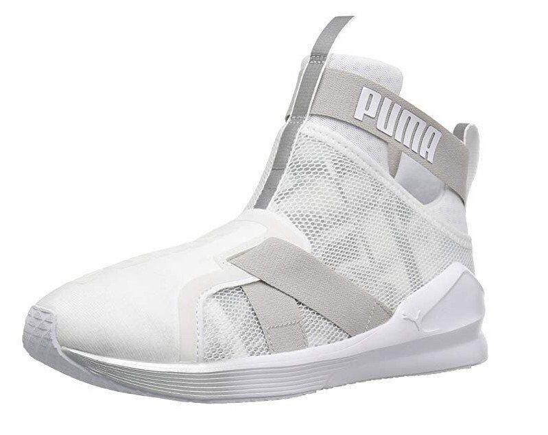 PUMA Women's Fierce Strap Swan  Cross-Trainer shoes shoes shoes size  7.5 49e1a8