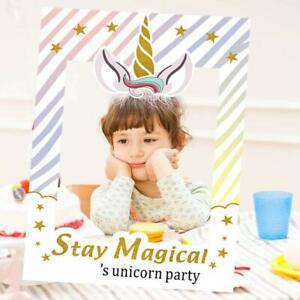 Magical-Unicorn-Selfie-Frame-Photo-Booth-Prop-Party-Supplies-For-Birthday-Party