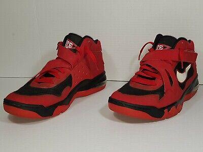 Nike Air Force Max CB 2 HYP Men's Shoes Red White Black 616761 600 Sz 10.5 | eBay