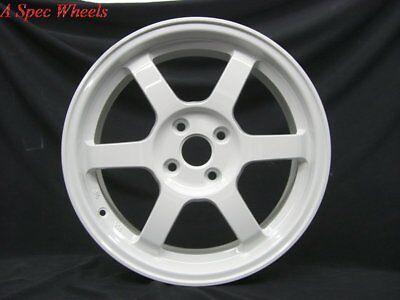 16x7 Rota GRID 4x100 1 40 White Wheel
