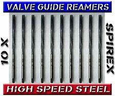 10x Valve Guide Reamer Kit Motorcyclesatvsboatquadcarstrucks High Speed