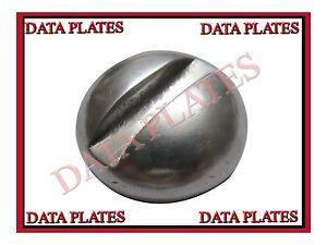 Brand-New-Gear-Box-Filler-Cap-Chrome-For-AJS-Matchless-Burman-G3-G9