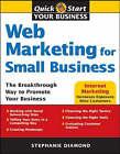 Web Marketing for Small Businesses by Stephanie Diamond (Paperback, 2008)