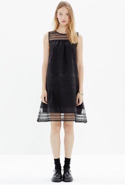 Madewell Dusksheer Dress Sz 6