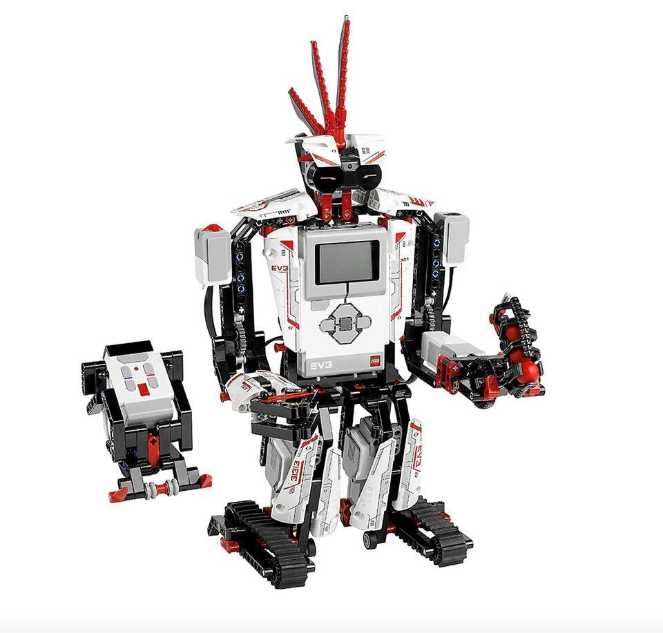Lego Mindstorm, LEGO Mindstorm EV3 31313