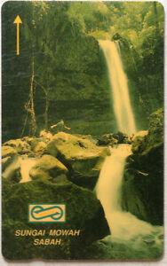 Malaysia-Used-Phone-Card-Sungai-Mowah-Sabah