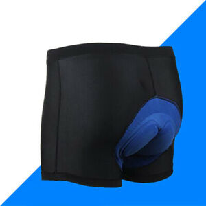 Bicycle-Underpants-MTB-Road-Bike-Shorts-Men-039-s-Gel-3D-Padded-Cycling-Underwear