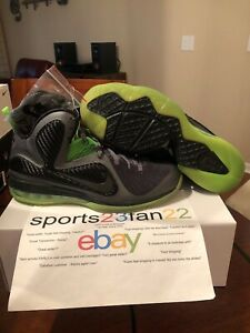 wholesale dealer 45854 f085b Image is loading Nike-LeBron-9-Dunkman-Edition-Size-13-Deadstock-