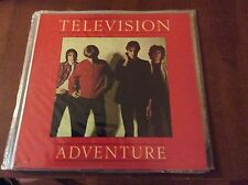 Television - Adventure LP ORIG 1978 Perfect!!!!Mint/ Mint!!!!!!!!