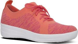 f1dac5614 Image is loading FitFlop-F-SPORTY-UBERKNIT-Ladies-Womens-Casual-Trainers-