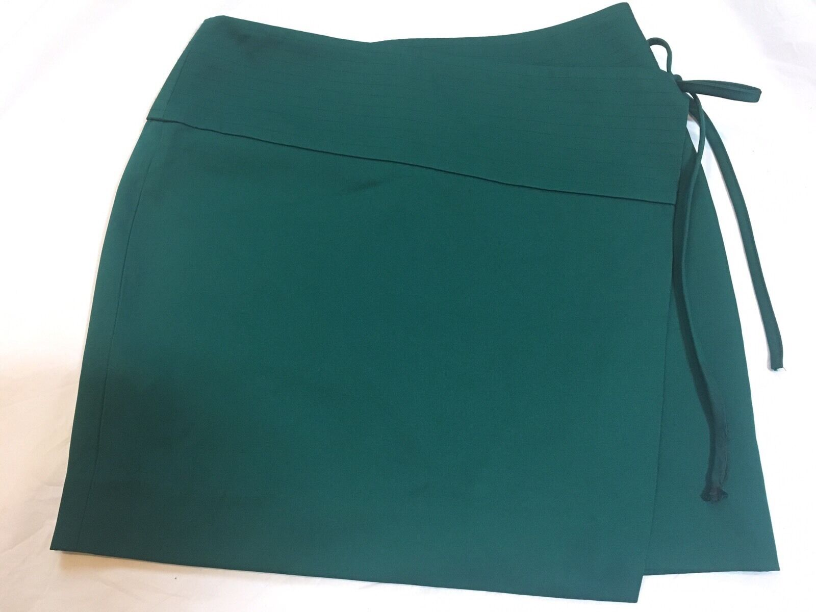 JCrew Women's Green Mini  Skirt Size 6