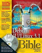 Debian GNU/Linux 3.1 Bible-ExLibrary