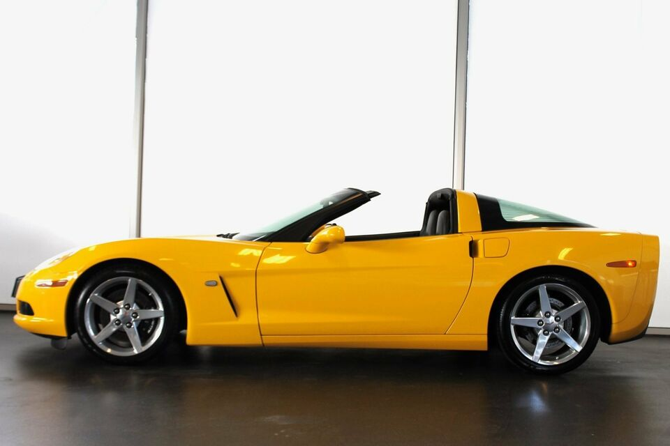 Chevrolet Corvette 6,0 C6 Targa aut. Benzin aut. modelår