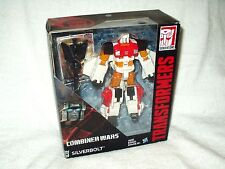 Transformers Action Figure Combiner Wars Voyager Silverbolt 7-9 inch