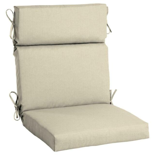 Jordan Manufacturing Sunbrella High Back 20 In Dining Chair Cushion For Sale Online Ebay