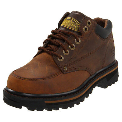 new authentic new release authorized site SKECHERS MARINERS EXTRA WIDE CHOCOLATE DARK BROWN 4470 CDB EW MENS ...