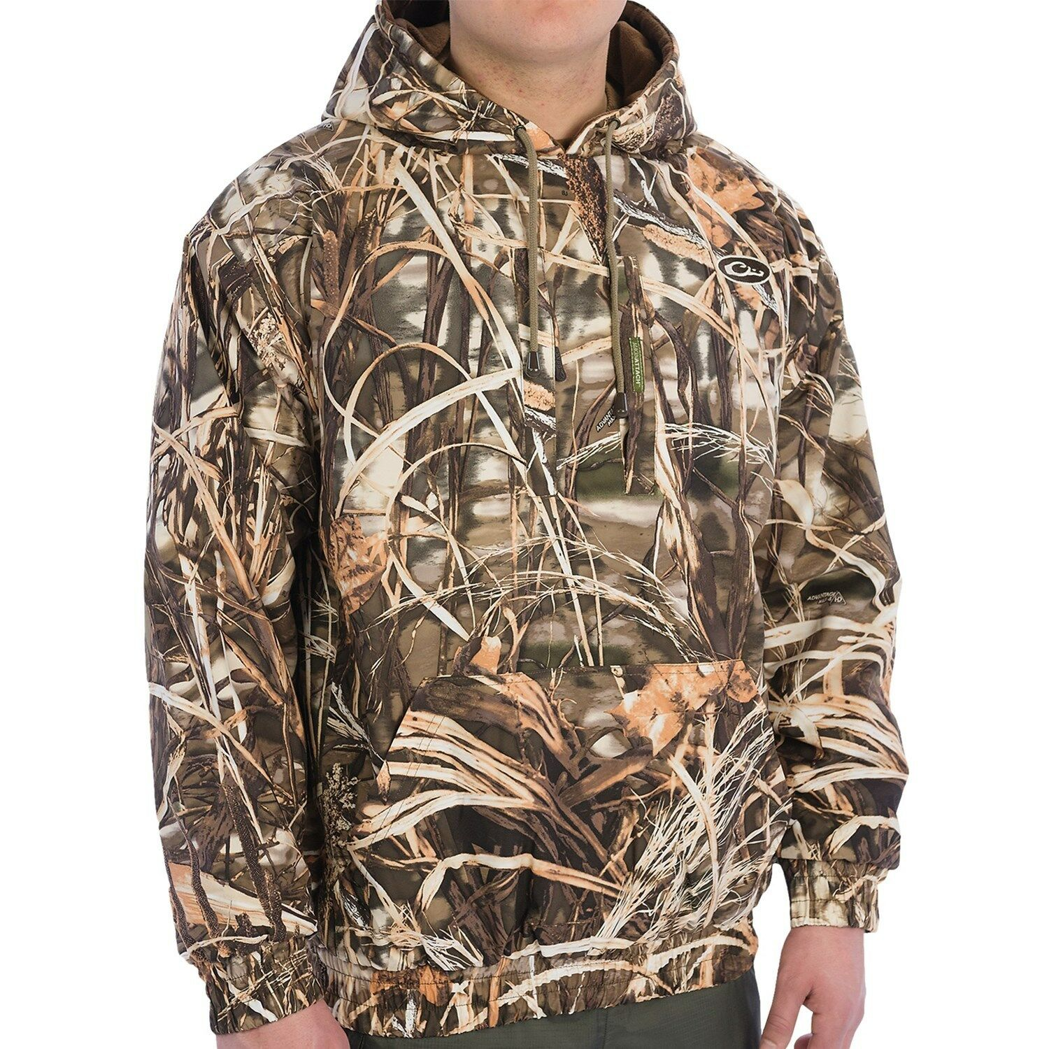Drake  MST Pul r Hunting Hoodie Realtree Max 4 Camo Hooded Sweatshirt Size Med  cheapest price