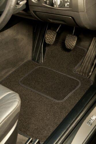 Mercedes Vito 2010-2015 Walkthrough Fully Tailored Van Floor Mats Black Carpet