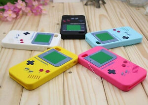 Retro-Game-Boy-Gameboy-Silicone-Soft-Rubber-Gel-Case-Cover-For-Apple-models