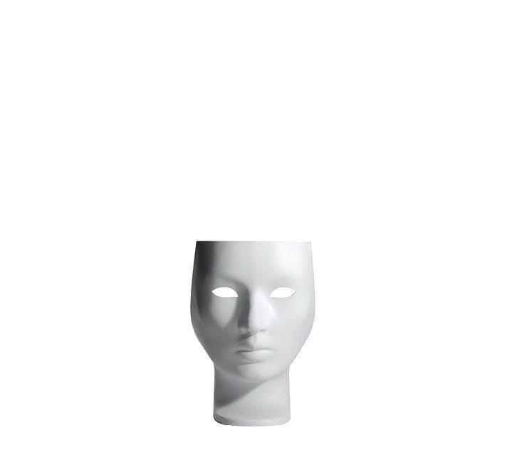 Driade Nemo Miniature Sedia Armchair Bianco blanc H.16,5 cm by Fabio Novembre