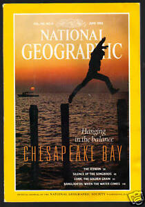 National-Geographic-June-1993-Iceman-Songbirds-Corn